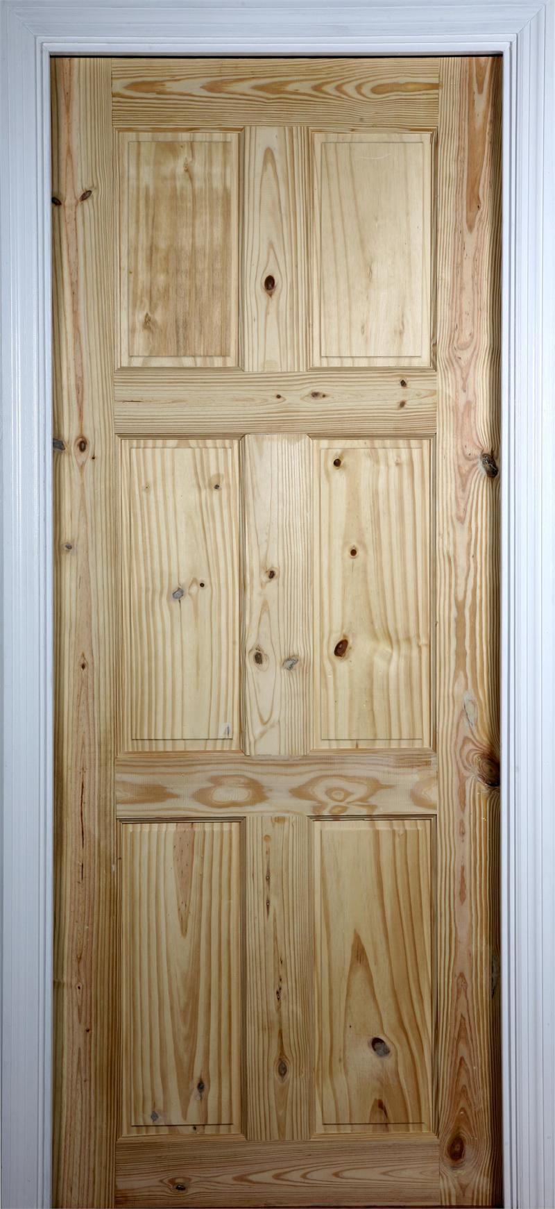 Newtown 6 Panel Door
