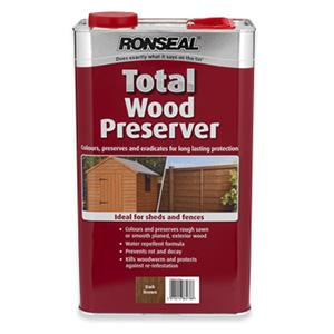 Ron Seal Total Wood Preserver
