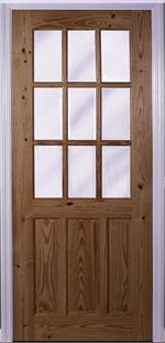 Superieur Castille Half French Door