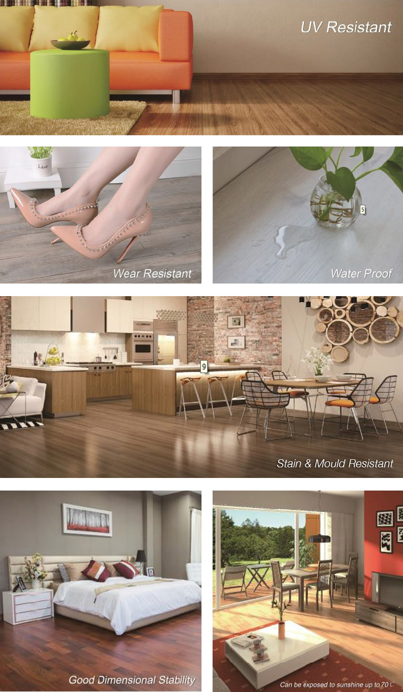 Benefits of Rigid Core Vinyl Flooring